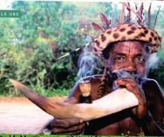 Le fumeur de cannabis vu par le Chaman Nexus 06/2010