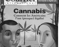 Cannabis Comment les Américains l'ont (presque) légalisé – Courrier international – 6-14 octobre 2009
