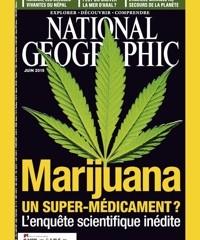 National Géographic numéro Marijuana 2015