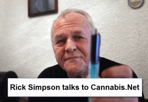 Cure Cancer With Cannabis THC, Not CBD Says Rick Simpson