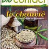 BIO contact 02 2017 : Le Chanvre, une plante pleine de promesses