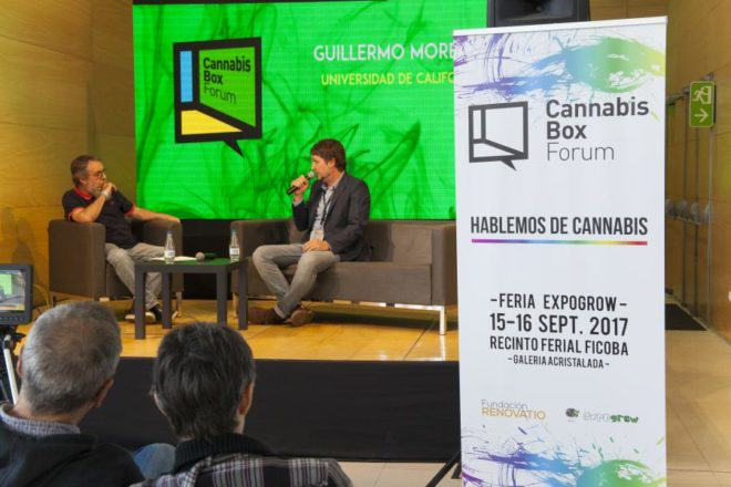 Interview Guillermo Moreno, Dr en Pharmacologie Cannabinoide