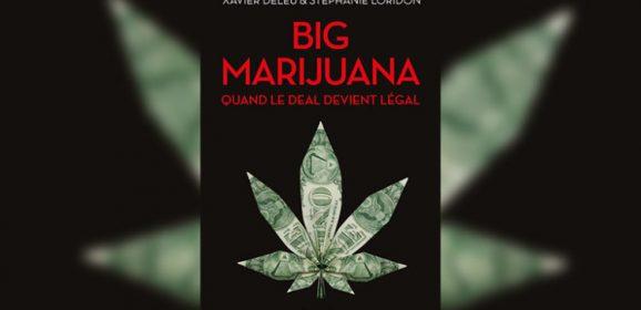 « Big Marijuana, quand le deal devient légal » : le livre tiré du documentaire
