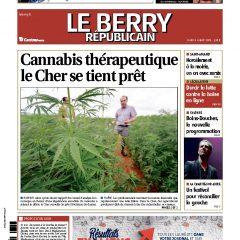 Cannabis thérapeutique – Le Cher se tient Prêt