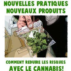 """""""Cannabis partout, réduction des risques nulle part"""" 12 septembre 2020"""